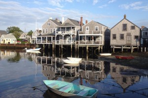 Old North Wharf, Nantucket