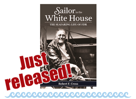 Sailor in the White House in paperback - just released!