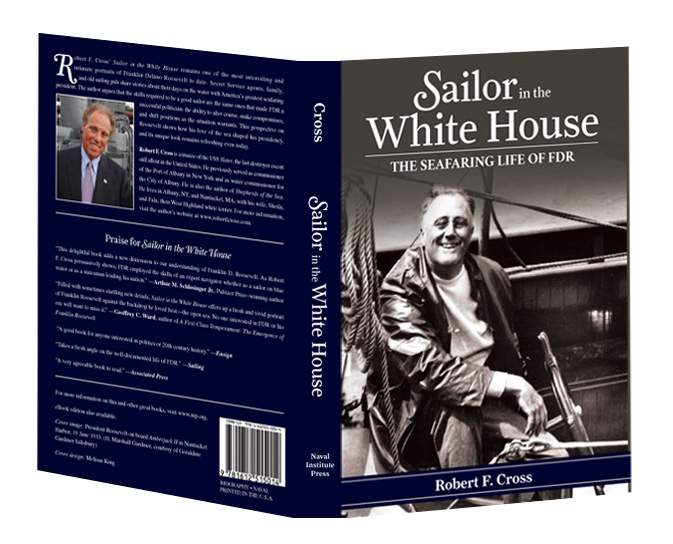 Sailor in the White House, now in paperback